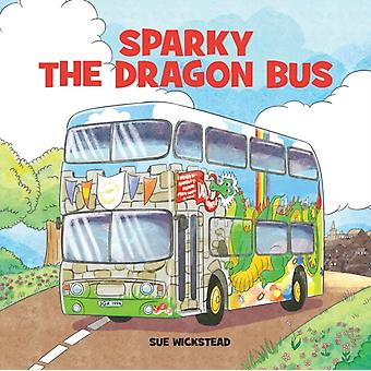 Sparky the Dragon Bus by Wickstead & Sue