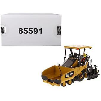 CAT Caterpillar AP600F Pavé d'asphalte à roues avec opérateur High Line Series 1/50 Diecast Model par Diecast Masters