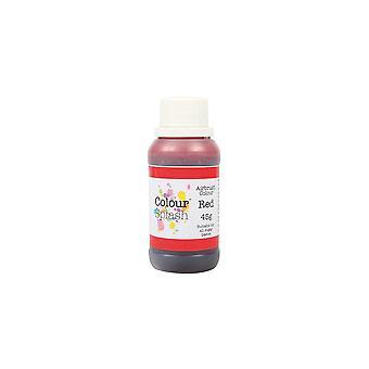Farbe Splash Airbrush Colours - Rot