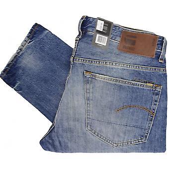 G-Star 3301 taps toelopende Higa Medium leeftijd Stretch Jeans