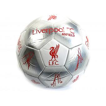 Liverpool FC Crest Signature Ball