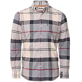 Barbour Tailored Fit Check Stapleton John Shirt