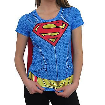 Supergirl terno até mulheres ' s traje T-shirt