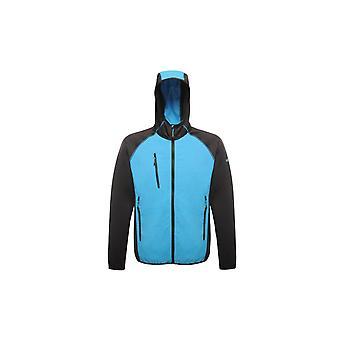 Regatta x-pro men's lumen reflective stretch softshell jacket tra611