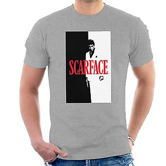 Scarface Movie Poster Men's T-Shirt
