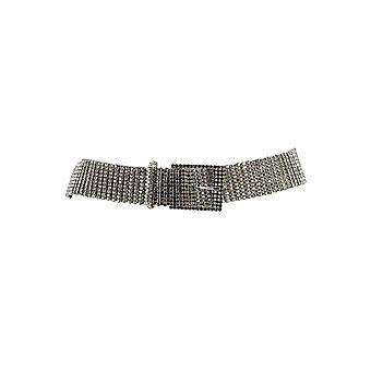 B-low Bæltet Bw143030q Women's Silver Metal Belt