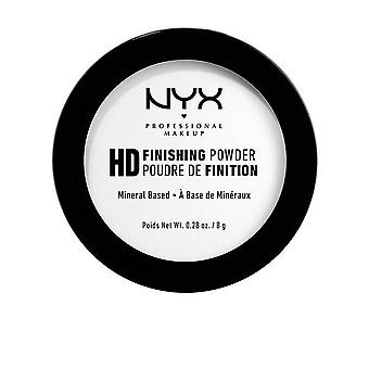Nyx Hd Finishing Powder Mineral basiert #translucent 8 Gr für Frauen