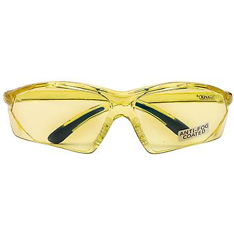 Draper 02935 Yellow Anti-Mist Glasses