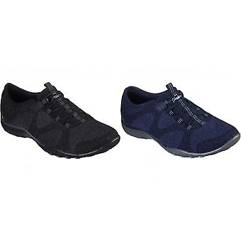 Skechers النساء / السيدات التنفس سهلة Opportuknity المدرب