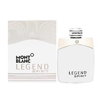 Montblanc espírito lenda por montblanc para homens 3.3 oz eau de spray de toilette
