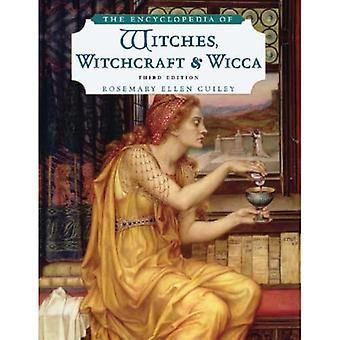 Encyklopedien av häxor, trolldom och Wicca