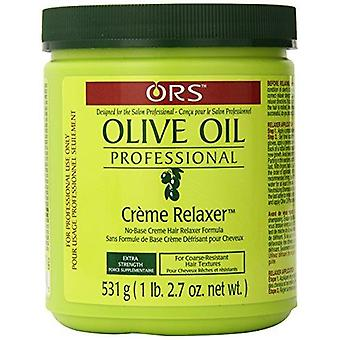 ORS Aceite de Oliva Profesional Creme Relaxer Jar Extra Strength 531g