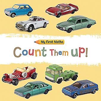 My First Maths - Count Them Up! by Jackie Walter - 9781445165875 Book
