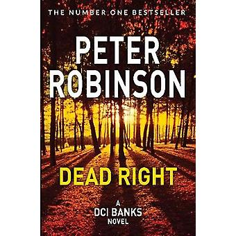 Dead Right by Peter Robinson - 9781509859139 Book