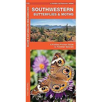 Southwestern Butterflies & Moths - A Folding Pocket Guide to Famil