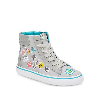 Keds Girls-apos; Double Up High Top Sneakers