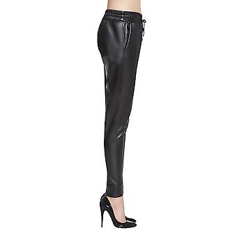 Bas Bleu Women's Dakota Faux Leather Pants