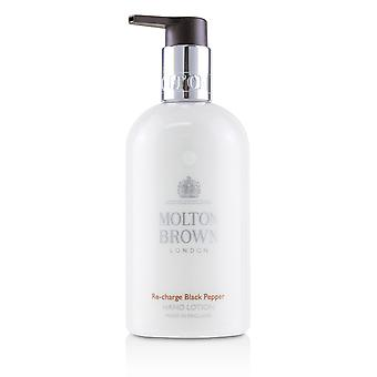 Re charge black pepper hand lotion 231093 300ml/10oz
