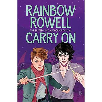 Carry On av Rainbow Rowell - 9781529013009 Bok
