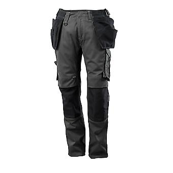 Mascot kassel trousers kneepad-holster-pockets two-tone 17631-442 - unique, mens -  (colours 1 of 2)