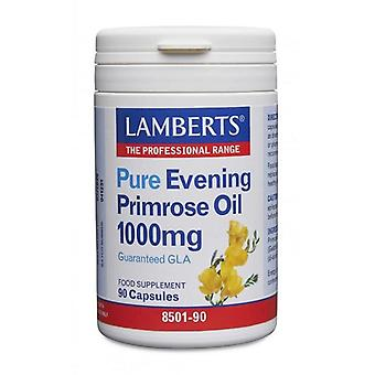 Lamberts Pure Evening Primrose Oil 1000mg Caps 90 (8501-90)