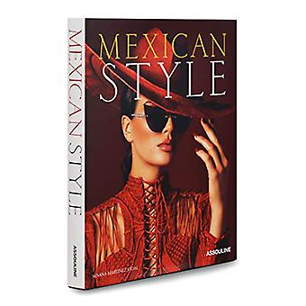 Mexican Style - 9781614288503 Book