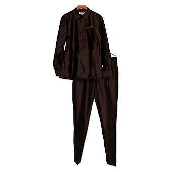 Stacy Adams Men's Morning Suits Corduroy Set Brown