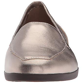 Easy Spirit Women's Shoes Devitt10 Leather Closed Toe Loafers