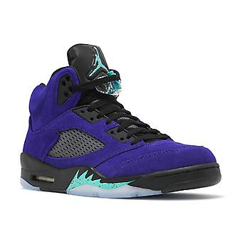 Air Jordan 5 Retro & Alternate Grape-apos; - 136027-500 - Chaussures