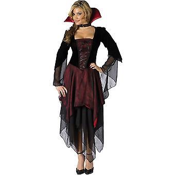 Dracula hustru Adult kostym