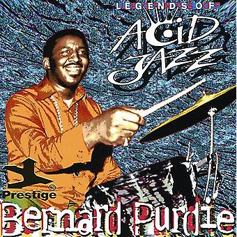 Bernard Purdie - Legends of Acid Jazz [CD] USA import