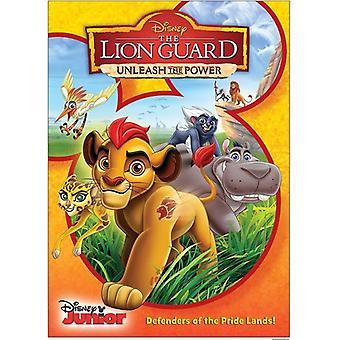 Lion vakt: Släpp loss kraften [DVD] USA import