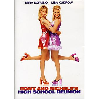 Romy & Michele's High School Reunion [DVD] USA import