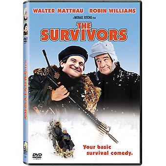 Importer des survivants [DVD] é.-u.