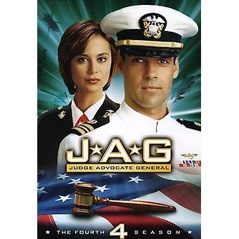 Jag - Jag: Season 4 [DVD] USA import