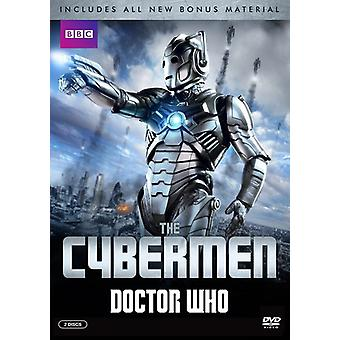 Doctor Who: The Cybermen [DVD] USA import
