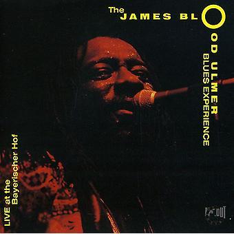 Ulmer, James Blood/Blues E - Live at the Bayerischer Hof [CD] USA import