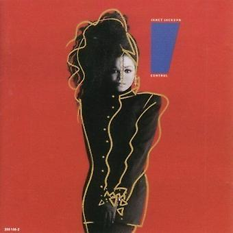 Janet Jackson - Kontrolle [CD] USA import