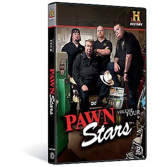 Pawn Stars: Vol. 4 [DVD] USA importieren
