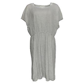 K Jordan Dress Pocket Perfect Knit Stripe Black  White
