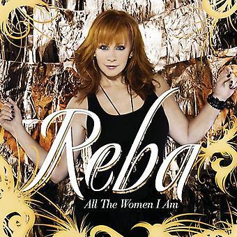 Reba McEntire - All the Women I Am [CD] USA import