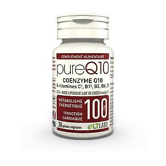 Pure Q10 30 vegetable capsules