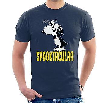 Erdnüsse Spooktacular Halloween Snoopy Men's T-Shirt