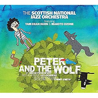 Peter And The Wolf [CD] USA import