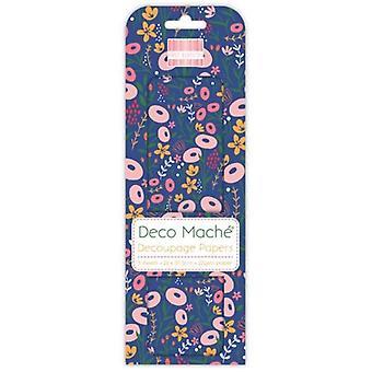 Première édition Déco Mache Modern Floral