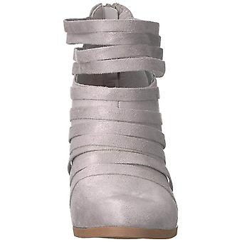 Journee Collection Womens Arial Closed Toe Ankle Fashion Boots