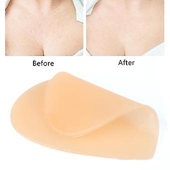 Silicone Heart Shaped Pads Soins de la peau, Anti Wrinkle Pads