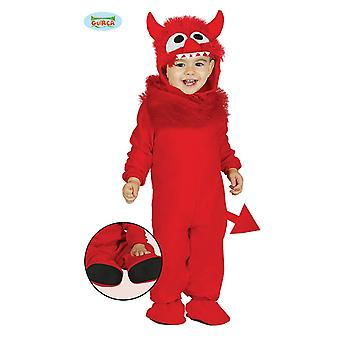 Baby monster kostume kostume Monster for kids Monster kostume børn kostume