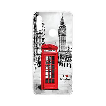Hull For Huawei Y6s Souple I Love London