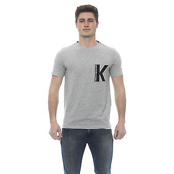 Karl Lagerfeld Karl Lagerfeld Melange T-Shirt KA678482-S